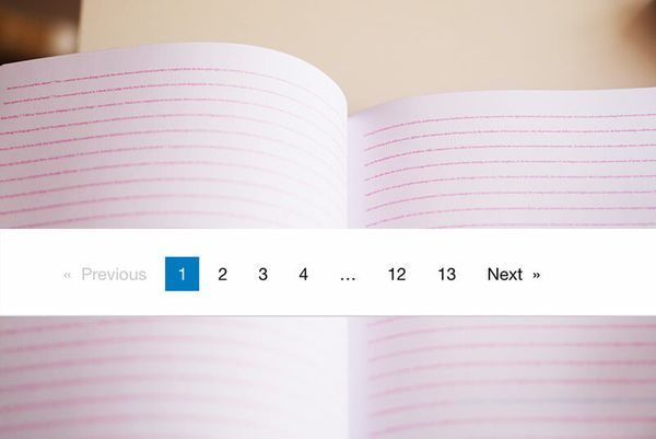 How to add pagination to Ghost using Javascript