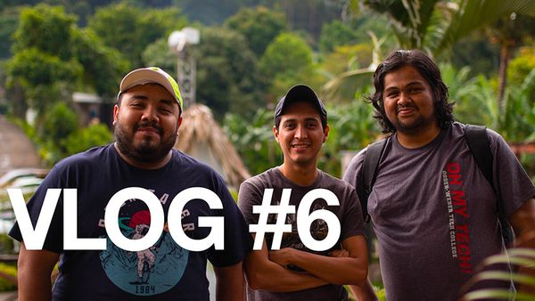 Vlog #6: Lago de Coatepeque and Playa el Tunco